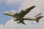 mahiちゃんさんが、成田国際空港で撮影したエールフランス航空 A380-861の航空フォト(飛行機 写真・画像)