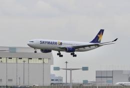 mahiちゃんさんが、羽田空港で撮影したスカイマーク A330-343Xの航空フォト(飛行機 写真・画像)