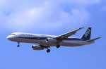 kumagorouさんが、福岡空港で撮影した全日空 A321-131の航空フォト(飛行機 写真・画像)