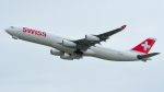 saoya_saodakeさんが、成田国際空港で撮影したスイスインターナショナルエアラインズ A340-313Xの航空フォト(飛行機 写真・画像)