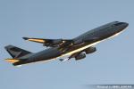 kina309さんが、羽田空港で撮影したキャセイパシフィック航空 747-467の航空フォト(飛行機 写真・画像)