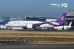 tassさんが、成田国際空港で撮影したタイ国際航空 787-8 Dreamlinerの航空フォト(飛行機 写真・画像)