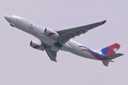 HISAHIさんが、福岡空港で撮影したネパール航空 A330-243の航空フォト(飛行機 写真・画像)