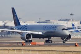 飛行機ゆうちゃんさんが、成田国際空港で撮影したベトナム航空 A350-941の航空フォト(飛行機 写真・画像)