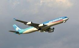 kotaちゃんさんが、成田国際空港で撮影したエア・タヒチ・ヌイ A340-313Xの航空フォト(飛行機 写真・画像)