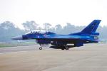 AWACSさんが、松島基地で撮影した航空自衛隊 F-2Bの航空フォト(飛行機 写真・画像)