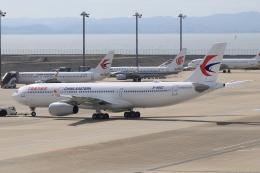 わんだーさんが、中部国際空港で撮影した中国東方航空 A330-343Xの航空フォト(飛行機 写真・画像)