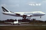tassさんが、成田国際空港で撮影したエールフランス航空 747-428F/ER/SCDの航空フォト(飛行機 写真・画像)