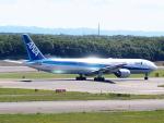 むらさめさんが、新千歳空港で撮影した全日空 777-381の航空フォト(飛行機 写真・画像)