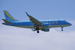 apphgさんが、静岡空港で撮影したフジドリームエアラインズ ERJ-170-100 (ERJ-170STD)の航空フォト(飛行機 写真・画像)