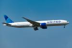 Tomo-Papaさんが、成田国際空港で撮影したユナイテッド航空 777-322/ERの航空フォト(飛行機 写真・画像)
