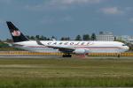 Tomo-Papaさんが、成田国際空港で撮影したカーゴジェット・エアウェイズ 767-39H/ER(BCF)の航空フォト(飛行機 写真・画像)