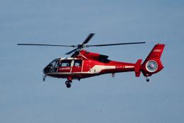 航空フォト:JA9557 名古屋市消防航空隊 SA360/361/365C Dauphin