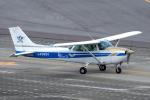 yabyanさんが、名古屋飛行場で撮影したスカイシャフト 172N Skyhawk IIの航空フォト(飛行機 写真・画像)