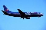 パール大山さんが、ロンドン・ヒースロー空港で撮影したブリティッシュ・ミッドランド航空 737-36Nの航空フォト(飛行機 写真・画像)