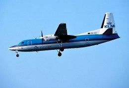 パール大山さんが、ロンドン・ヒースロー空港で撮影したKLMシティホッパー 50の航空フォト(飛行機 写真・画像)