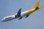 Cozy Gotoさんが、成田国際空港で撮影したポーラーエアカーゴ 747-87UF/SCDの航空フォト(飛行機 写真・画像)