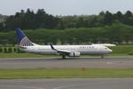 アイスコーヒーさんが、成田国際空港で撮影したユナイテッド航空 737-824の航空フォト(飛行機 写真・画像)