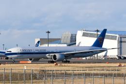 panchiさんが、成田国際空港で撮影した中国南方航空 777-31B/ERの航空フォト(飛行機 写真・画像)