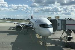 Cassiopeia737さんが、トロント・ピアソン国際空港で撮影したエア・カナダ 777-333/ERの航空フォト(飛行機 写真・画像)