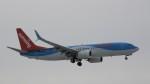 Cassiopeia737さんが、オタワ・マクドナルド・カルティエ国際空港で撮影したサンウィング・エアラインズ 737-8K5の航空フォト(飛行機 写真・画像)