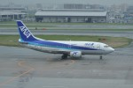 kumagorouさんが、福岡空港で撮影したエアーネクスト 737-54Kの航空フォト(飛行機 写真・画像)