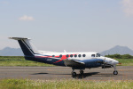 だいまる。さんが、岡南飛行場で撮影した日本法人所有 B200 Super King Airの航空フォト(飛行機 写真・画像)