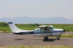 だいまる。さんが、岡南飛行場で撮影した共立航空撮影 TU206G Turbo Stationair 6の航空フォト(飛行機 写真・画像)