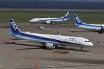KAZFLYERさんが、羽田空港で撮影した全日空 A321-211の航空フォト(飛行機 写真・画像)