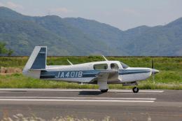 だいまる。さんが、岡南飛行場で撮影した日本法人所有 M20Kの航空フォト(飛行機 写真・画像)