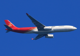 LOTUSさんが、関西国際空港で撮影した深圳航空 A330-343Xの航空フォト(飛行機 写真・画像)
