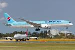 Tomo-Papaさんが、成田国際空港で撮影した大韓航空 787-9の航空フォト(飛行機 写真・画像)