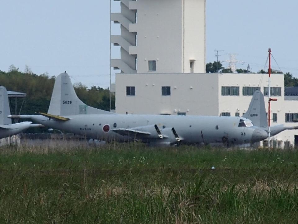 FT51ANさんの海上自衛隊 Kawasaki P-3C Orion (5033) 航空フォト