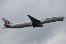 木人さんが、成田国際空港で撮影した日本航空 777-346/ERの航空フォト(飛行機 写真・画像)