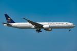 Tomo-Papaさんが、成田国際空港で撮影したサウディア 777-3FG/ERの航空フォト(飛行機 写真・画像)