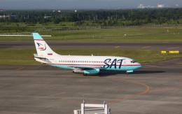 jombohさんが、新千歳空港で撮影したサハリン航空 737-2J8/Advの航空フォト(飛行機 写真・画像)