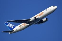 NANASE UNITED®さんが、羽田空港で撮影した全日空 767-381/ERの航空フォト(飛行機 写真・画像)