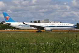 ぽんさんが、成田国際空港で撮影した中国南方航空 A330-323Xの航空フォト(飛行機 写真・画像)
