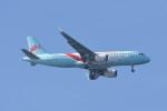 kuro2059さんが、中部国際空港で撮影した長竜航空 A320-214の航空フォト(飛行機 写真・画像)