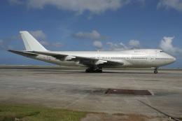 JETBIRDさんが、アントニオ・B・ウォン・パット国際空港で撮影したノースウエスト航空 747-251Bの航空フォト(飛行機 写真・画像)