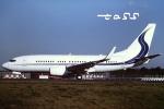 tassさんが、成田国際空港で撮影したサムスン テックウィン アヴィエーション 737-7EG BBJの航空フォト(飛行機 写真・画像)