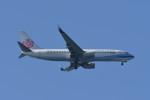kuro2059さんが、中部国際空港で撮影したチャイナエアライン 737-8MAの航空フォト(飛行機 写真・画像)