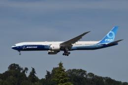 romyさんが、ボーイングフィールドで撮影したボーイング 777-9の航空フォト(飛行機 写真・画像)