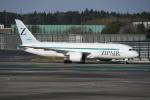 turenoアカクロさんが、成田国際空港で撮影したZIPAIR 787-8 Dreamlinerの航空フォト(飛行機 写真・画像)