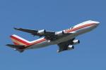 mogusaenさんが、横田基地で撮影したカリッタ エア 747-481F/SCDの航空フォト(飛行機 写真・画像)