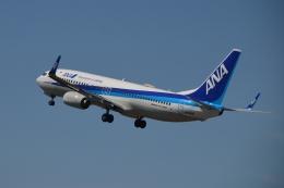 E-75さんが、函館空港で撮影した全日空 737-8ALの航空フォト(飛行機 写真・画像)