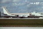 tassさんが、マイアミ国際空港で撮影したタンパ・カーゴ 707-321Cの航空フォト(飛行機 写真・画像)