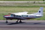 yabyanさんが、名古屋飛行場で撮影したアジア航測 208 Caravan Iの航空フォト(飛行機 写真・画像)