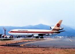 kumagorouさんが、仙台空港で撮影したコンチネンタル航空 DC-10-10の航空フォト(飛行機 写真・画像)