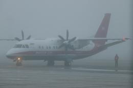TUILANYAKSUさんが、ザポリージャ国際空港で撮影したモーター・シッチ・エアラインズ An-140-100の航空フォト(飛行機 写真・画像)
